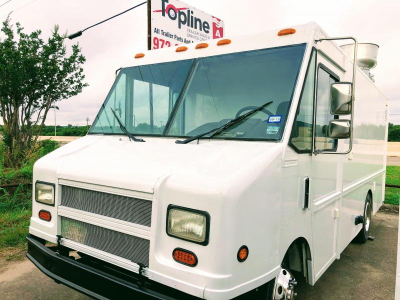 1998 FOOD TRUCK Vending / Concession Trailer
