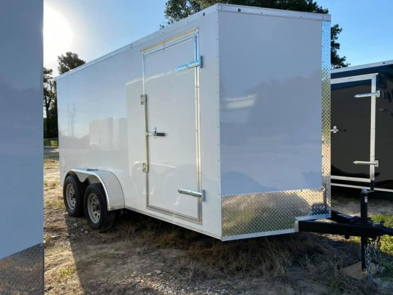 2021 7X14 ENCLOSED CARGO TRAILER