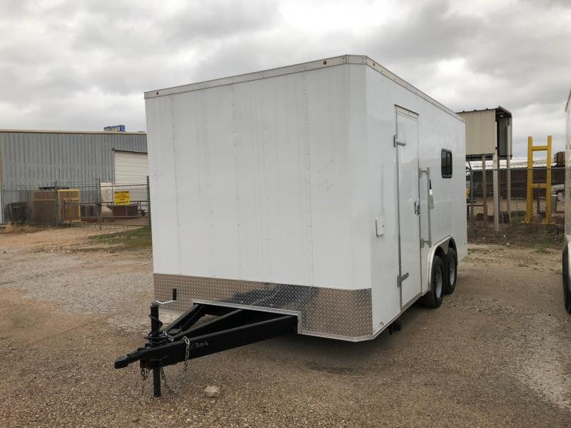 2021 Salvation8.5x20 concession Vending / Concession Trailer