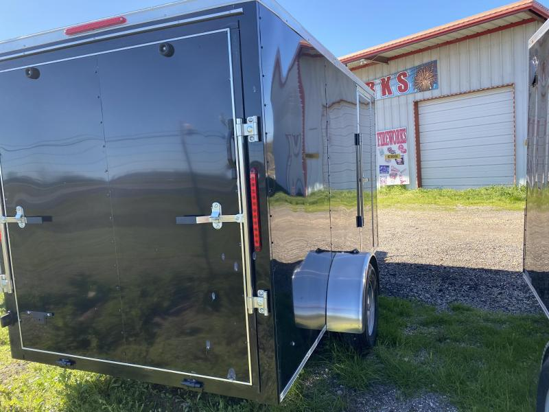 2020 Salvation Trailers 5X8SA Enclosed Cargo Trailer