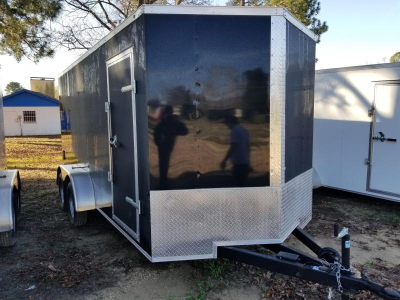 2019 Salvation Trailers 7X16 Enclosed Cargo Trailer
