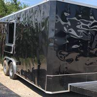 2021 Other CONCESSION 8.5X18 Vending / Concession Trailer