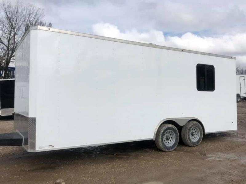 2021 Salvation 8.5X20 OFFICE TRAILER 2020 Vending / Concession Trailer