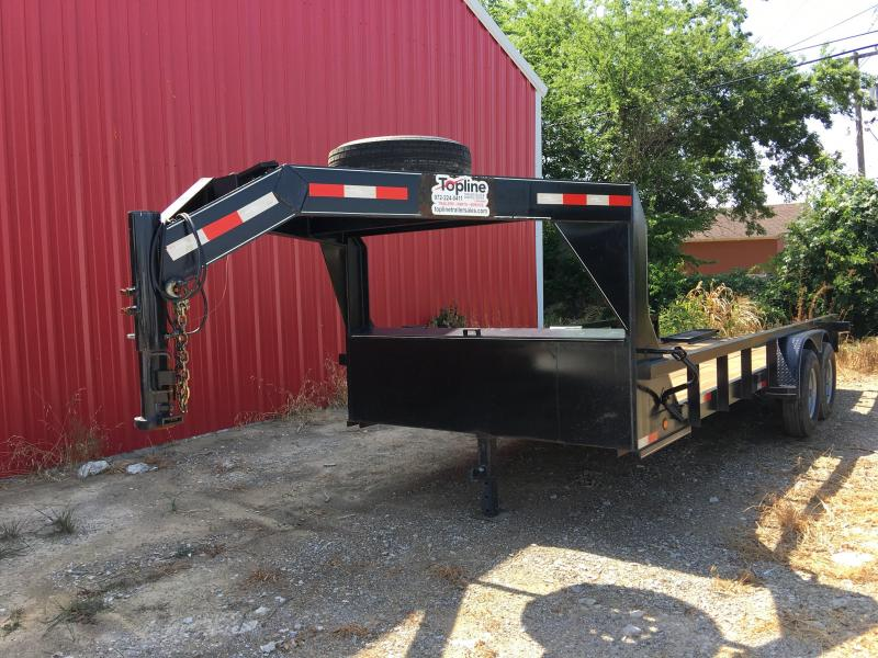 83X20TA Salvation Utility Equipment Trailer