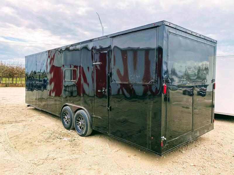 8.5X26TA Competition BBQ Trailer