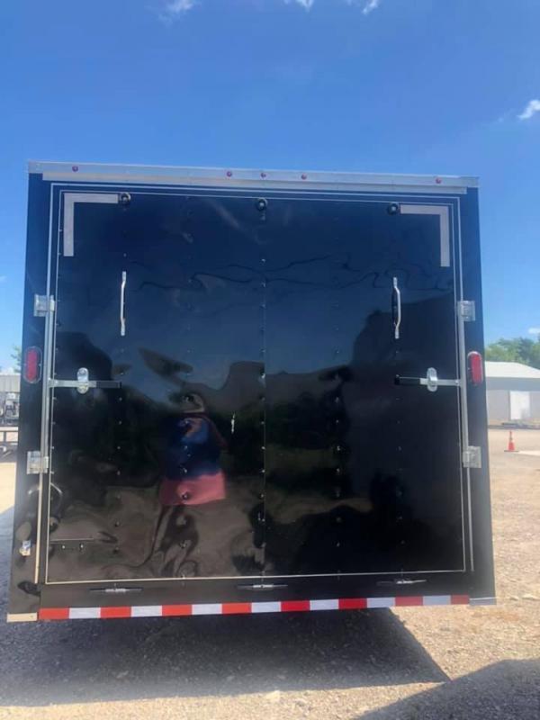 SALVATION 8.5x20 Enclosed cargo Enclosed Cargo Trailer
