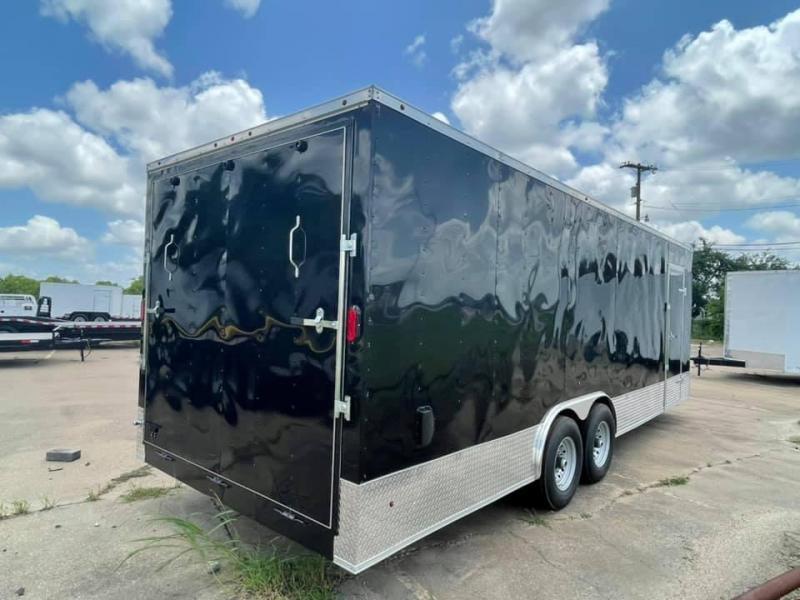 2022 CARGO TRAILER 8.5X24 Enclosed Cargo Trailer