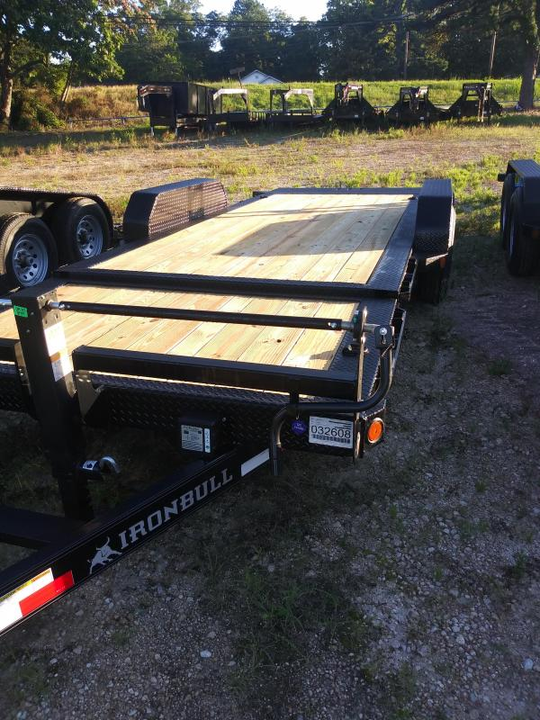 2021 Norstar 83X20 Equipment Trailer