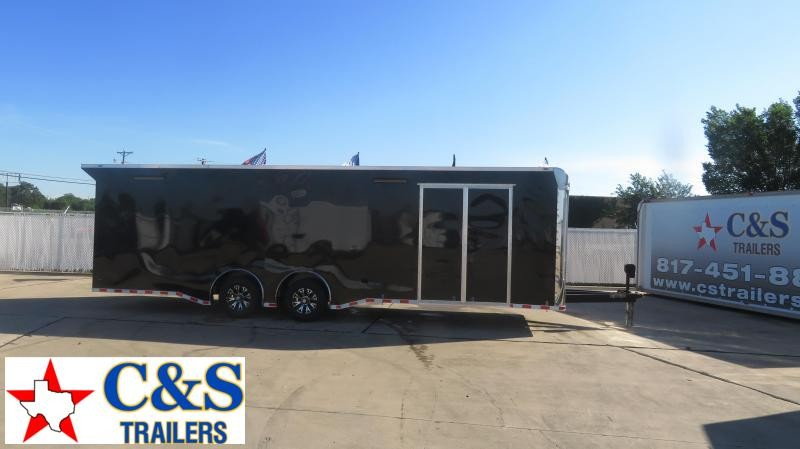 2020 Lark 8.5 x 28 Enclosed Cargo Trailer