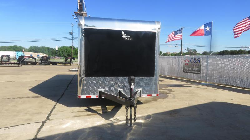 2020 Lark 8.5 x 28 Enclosed Cargo Trailer