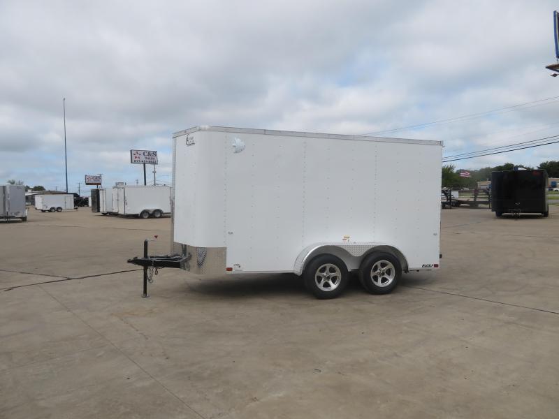 2020 Cargo Craft 6 X 12 Enclosed Cargo Trailer