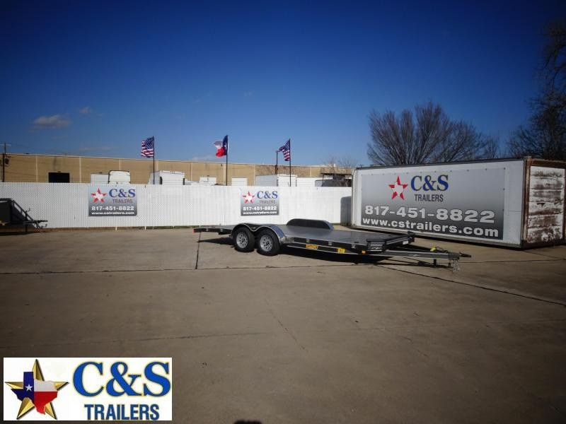 2021 Kearney 82 X 18 Car / Racing Trailer
