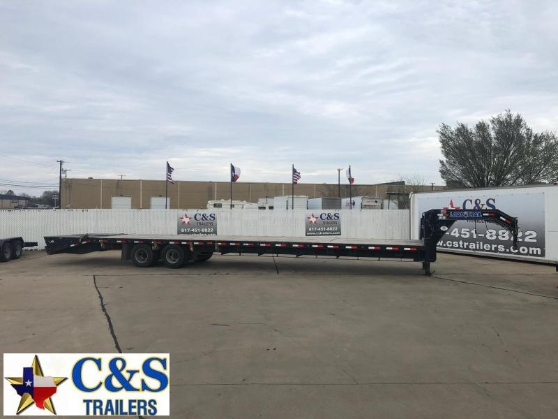 2018 Load Trail 102 x 40 Flatbed Trailer