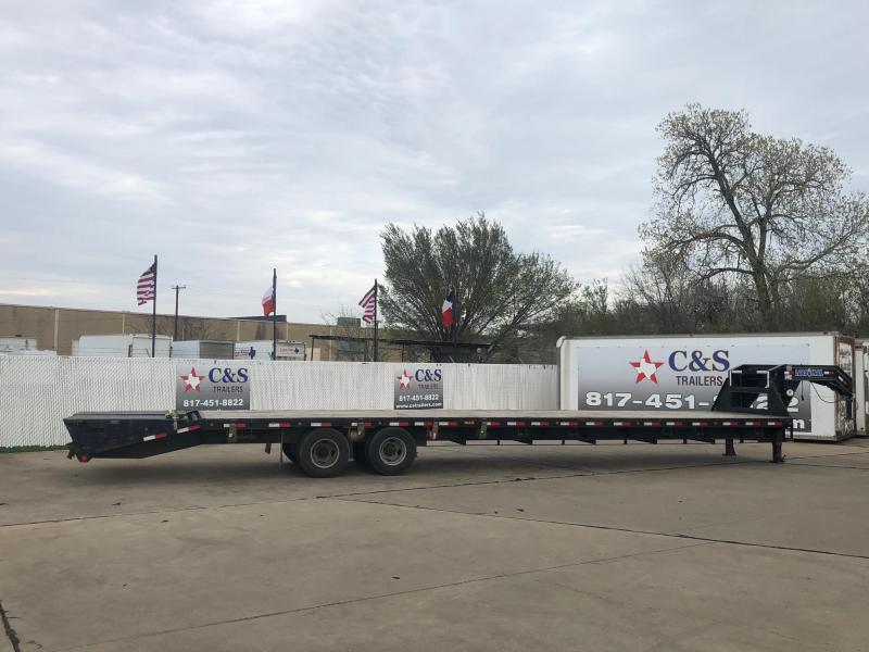 2018 Load Trail 102 x 40 Flatbed Trailer