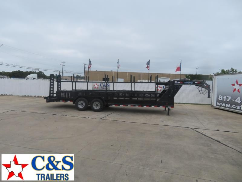 2017 Load Trail 83 x 24 Equipment Trailer