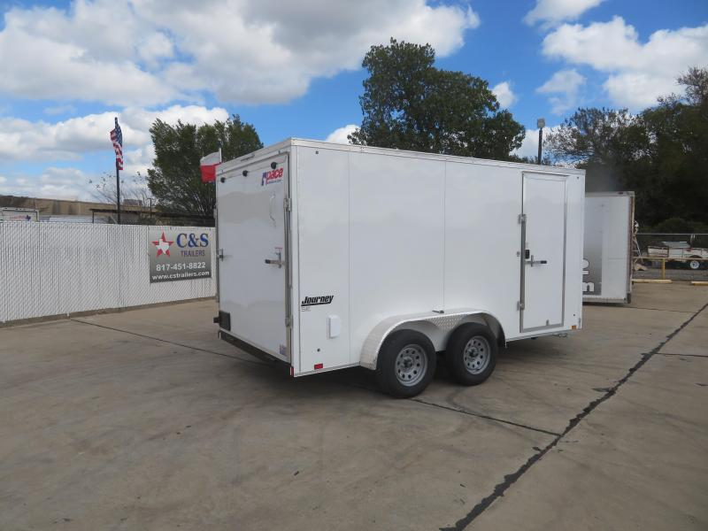 2021 Pace American 7 X 14 Enclosed Cargo Trailer