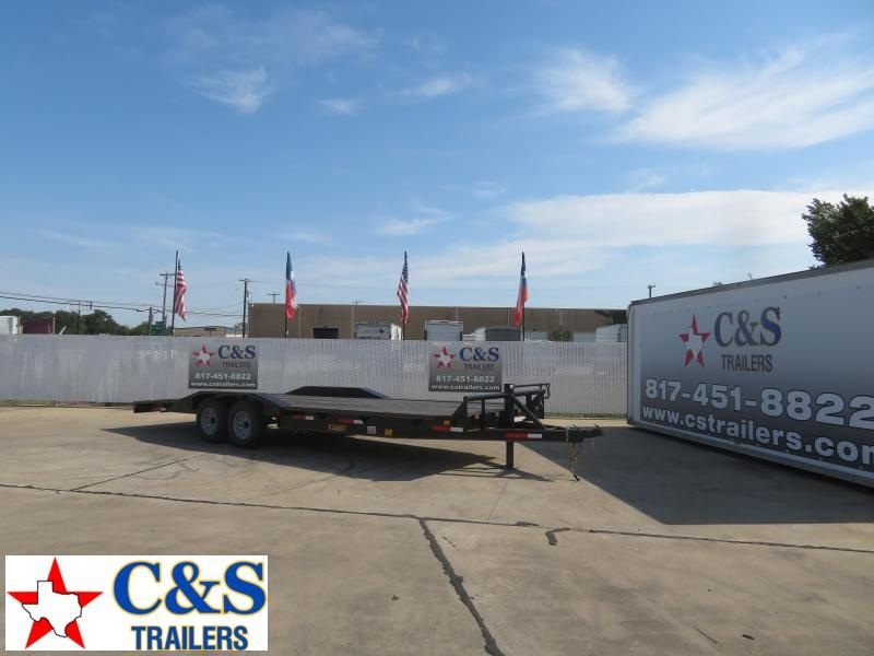2020 Kearney 51487 Equipment Trailer