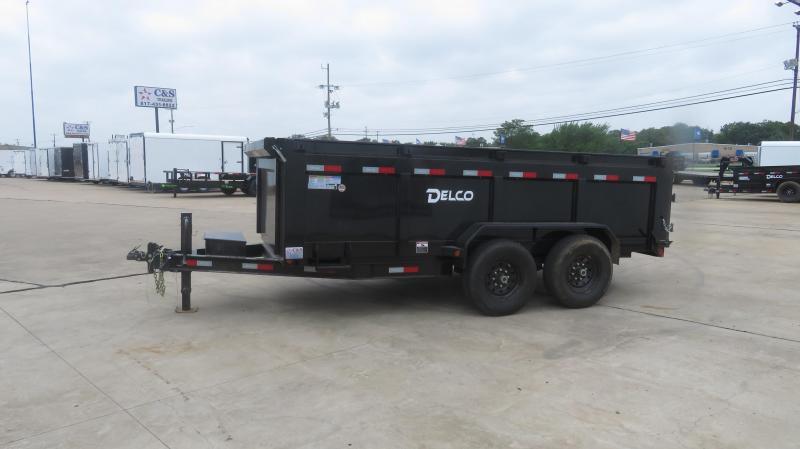 2020 Delco Trailers 83 x 14 Dump Trailer
