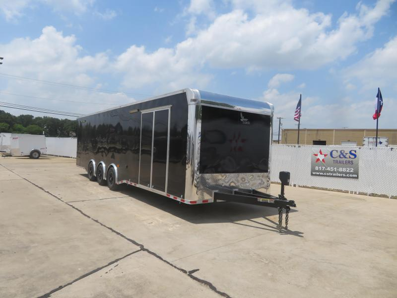 2020 Lark 8.5 x 32 Enclosed Cargo Trailer