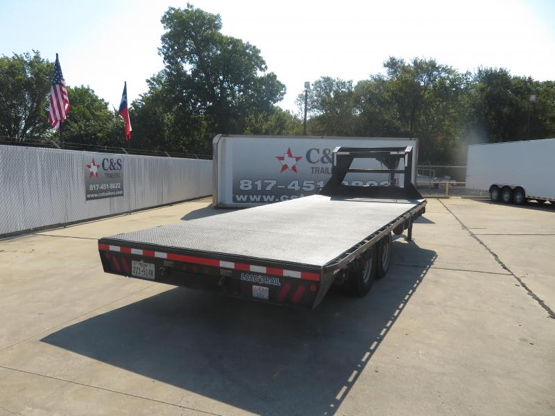 2019 Load Trail 102 x 20 Flatbed Trailer
