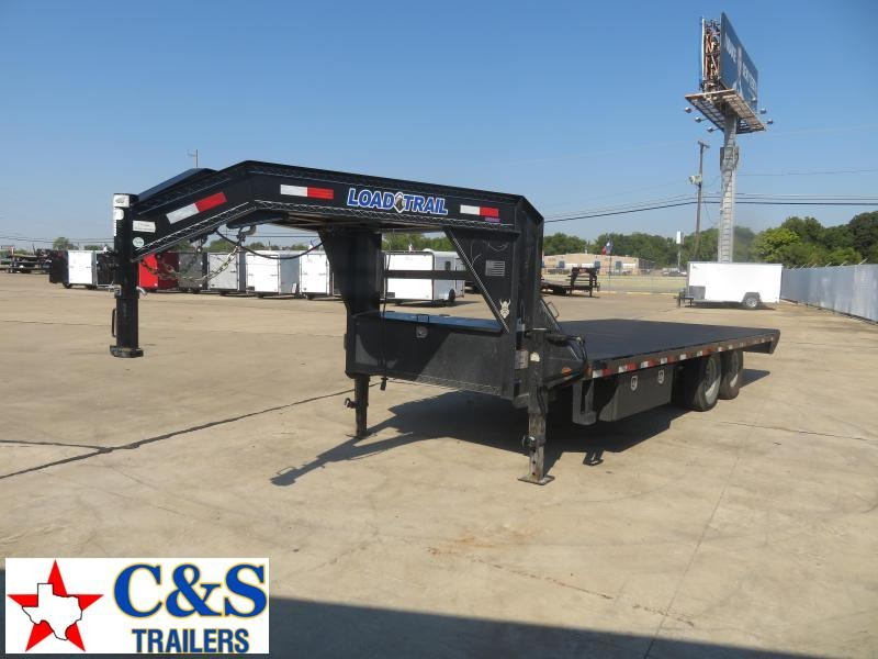 2019 Load Trail 102 x 25 Flatbed Trailer