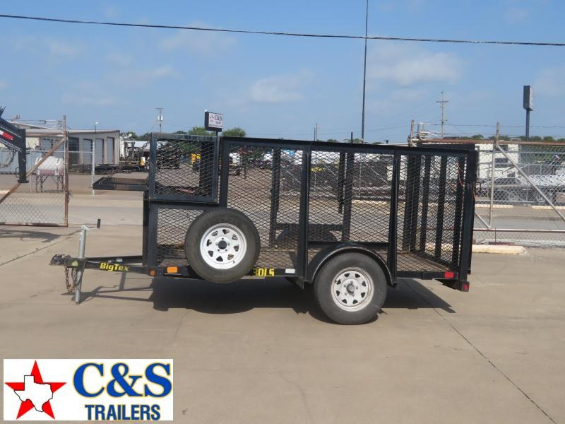 2013 Big Tex Trailers 5 x 10 Utility Trailer