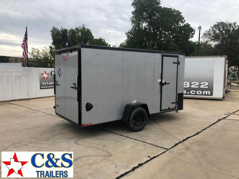 2020 Cargo Craft 6 X 14 Enclosed Cargo Trailer