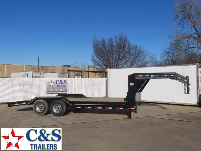2020 Delco Trailers 102 x 20 Equipment Trailer