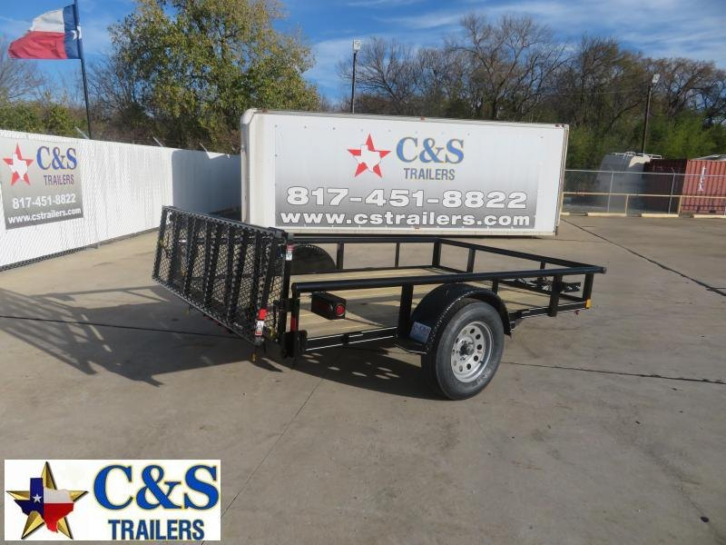 2021 Buck Dandy 5 x 10 Utility Trailer
