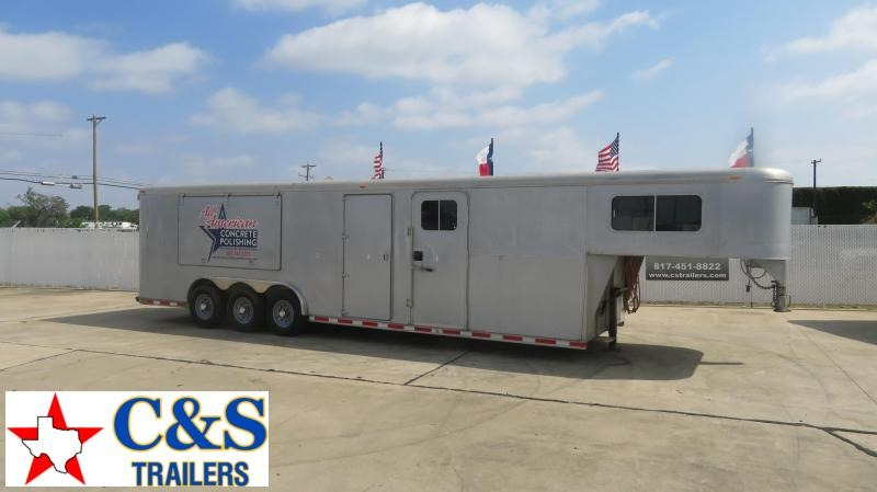 1996 Other 102 x 28 Enclosed Cargo Trailer