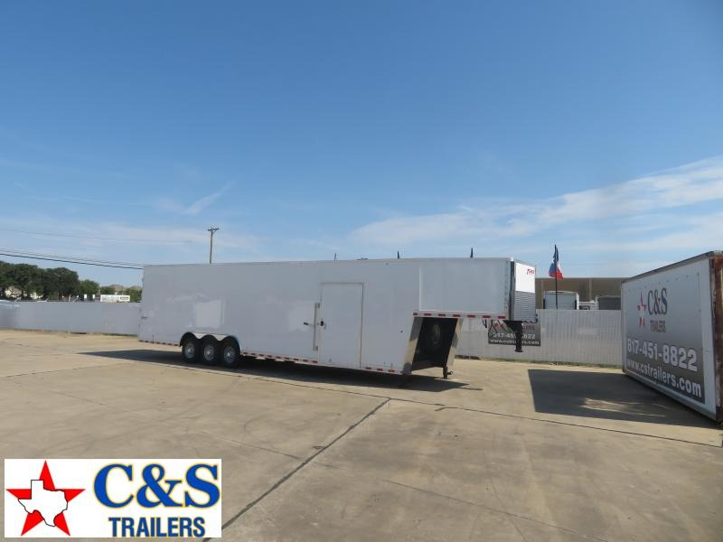 2020 Pace American 8.5 x 40 Enclosed Cargo Trailer