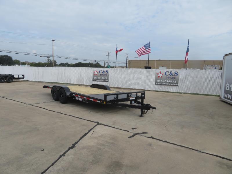 2020 Buck Dandy 83 x 20 Equipment Trailer