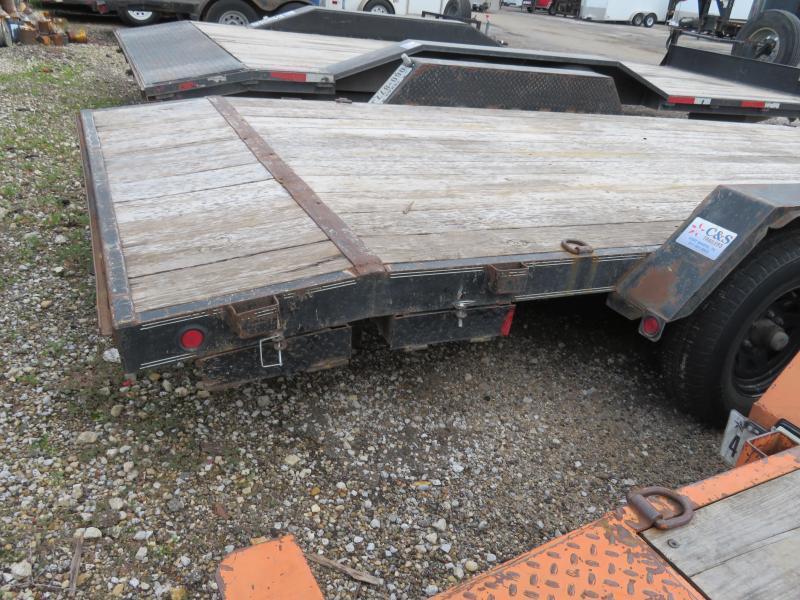 Rental 7 - C & S 18' + 2' Car Hauler