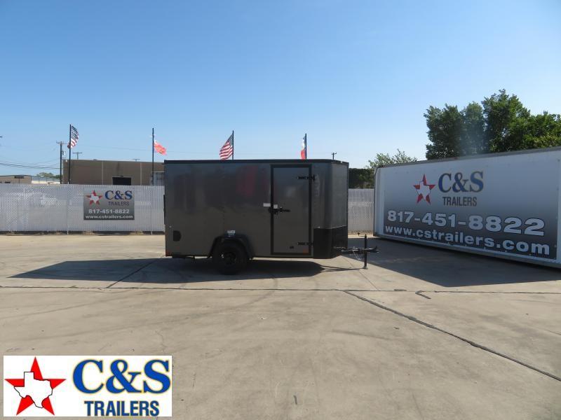 2020 Cargo Craft 6 X 10 Enclosed Cargo Trailer