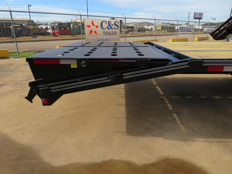 2020 Elite Trailers 102 x 40Flatbed Trailer