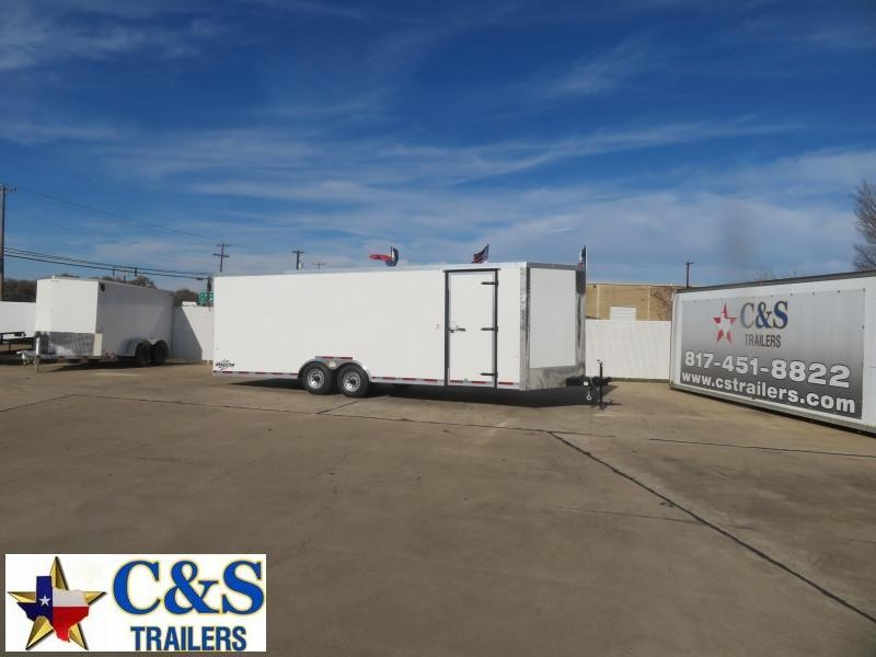 2021 Cargo Craft 8.5 X 25 Enclosed Cargo Trailer