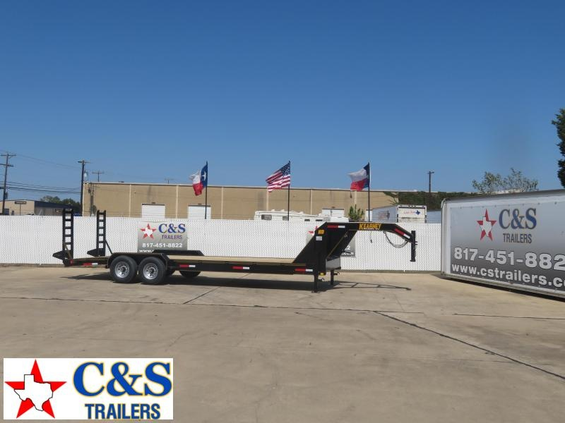 2020 Kearney 83 x 24 Equipment Trailer