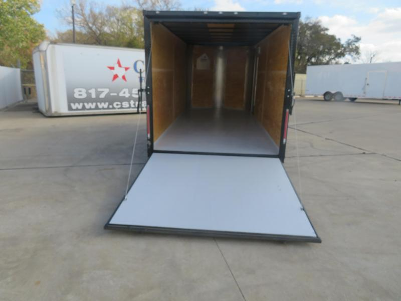 2021 Cargo Craft 7 X 18 Enclosed Cargo Trailer