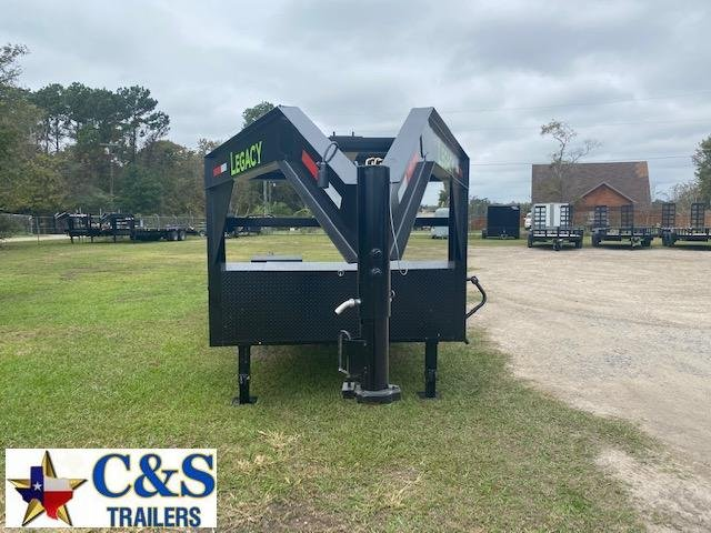 2021 Legacy 83 x 20 Equipment Trailer
