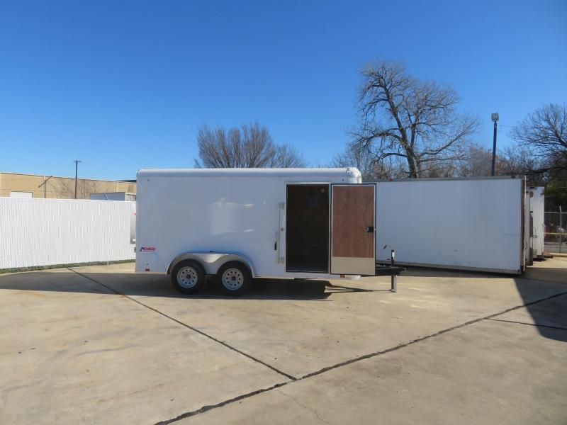 RENTAL 16 - 2020 Pace American 7 x 14 Enclosed T/A Cargo Trailer