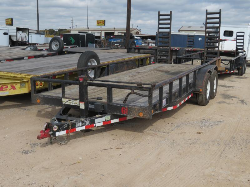 Rental 61 - Load Trail 20' Utility Trailer