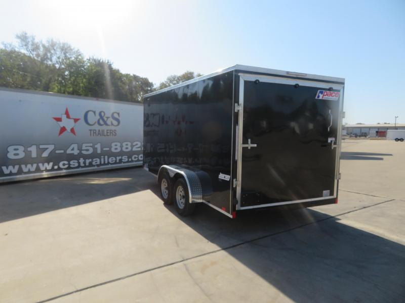 2021 Pace American 7 X 16 Enclosed Cargo Trailer