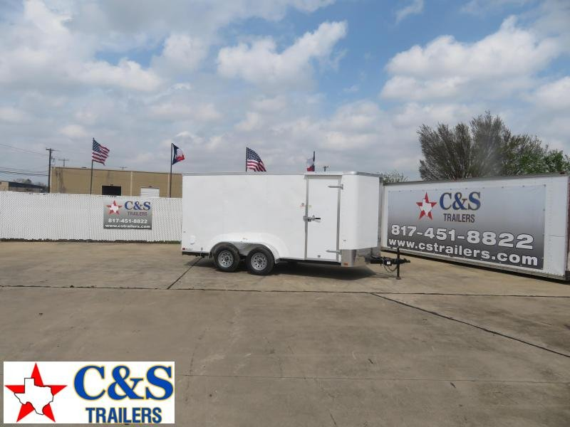 2020 Cargo Craft 7x 16 Enclosed Cargo Trailer