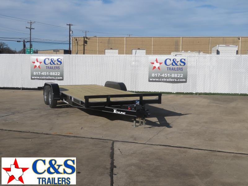2020 TexLine 83 x 20 Car / Racing Trailer