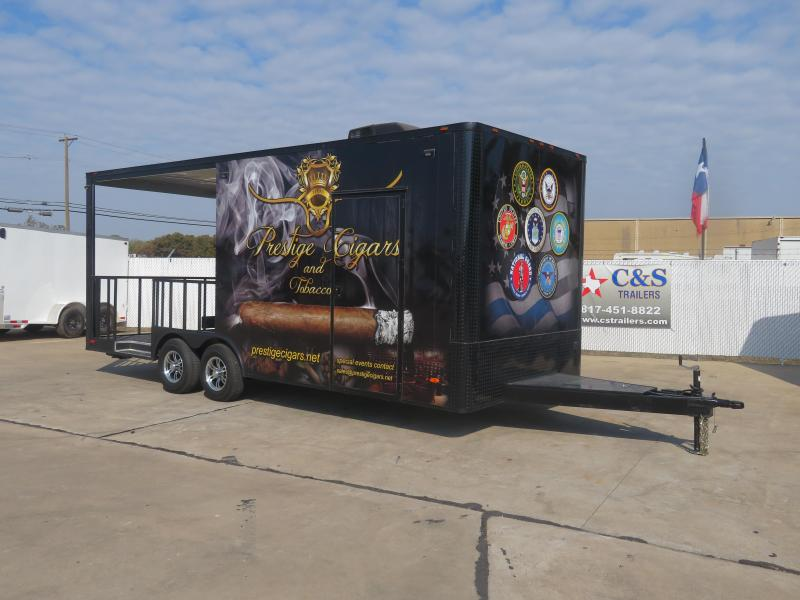 2020 Freedom Elite 8.5 x 22 Enclosed Cargo Trailer