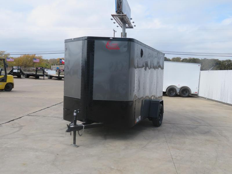 2021 Cargo Craft 6 x 12 Enclosed Cargo Trailer
