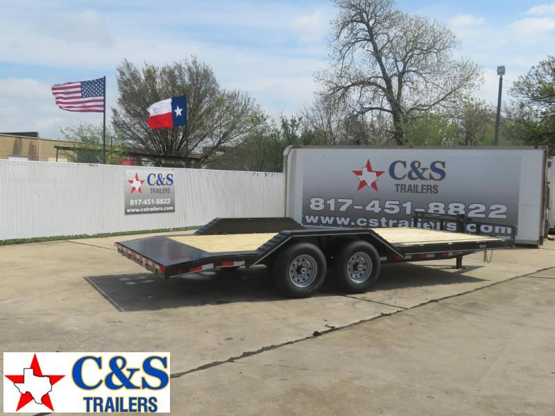 2020 Delco Trailers 102 x 20 Enclosed Cargo Trailer
