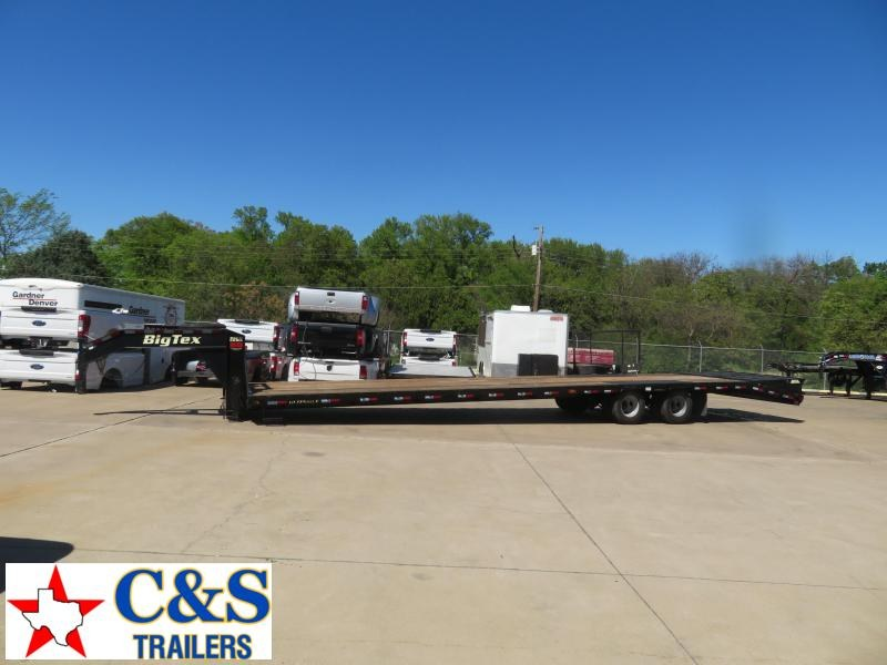 2016 Big Tex Trailers 102 x 40 Flatbed Trailer