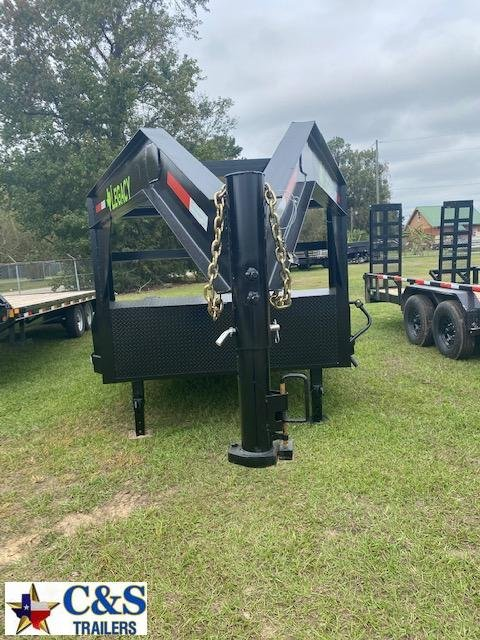 2021 Legacy 102 x 24 Equipment Trailer