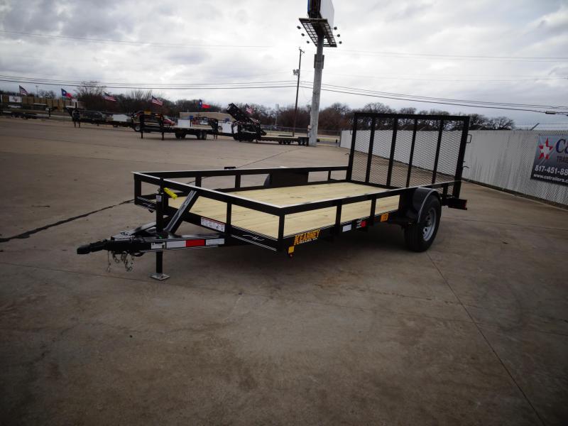2021 Kearney 77 X 14 Utility Trailer